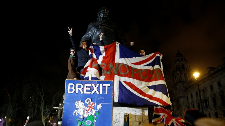 CNN: Британия наконец признала «смерть» беспрепятственной торговли с ЕС после брексита