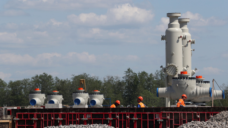CNBC: если нет конкуренции, это не рынок — США намерены оспорить российское газовое лидерство в Европе