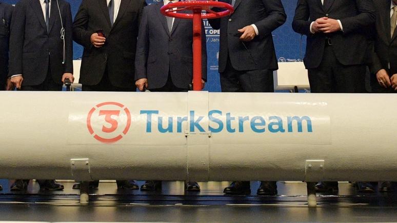 Обозреватель Modern Diplomacy: Европа недооценила стратегию России с «Турецким потоком»