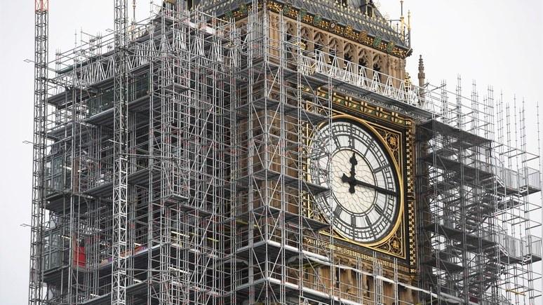 Guardian: из-за ущерба от бомбардировок ремонт национального символа обойдётся британцам в £80 млн