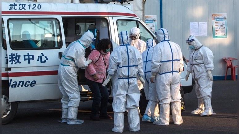 Sky News: в Китае зафиксировали рекордное число жертв коронавируса