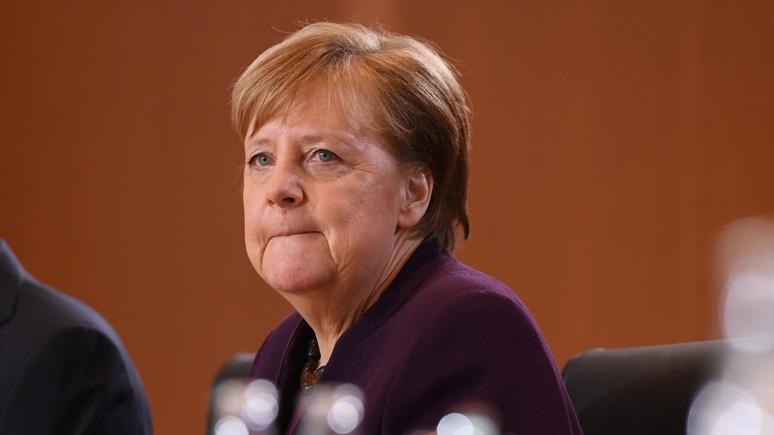 Журналист FAZ: эра Меркель должна завершиться досрочно ради стабильности Германии и Европы