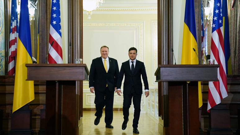 Bloomberg: несмотря на доводы оппонентов, Украина всё-таки важна для США