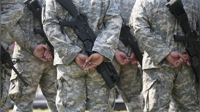DM: американский солдат признался, что учил людей делать бомбы «во славу сатаны»