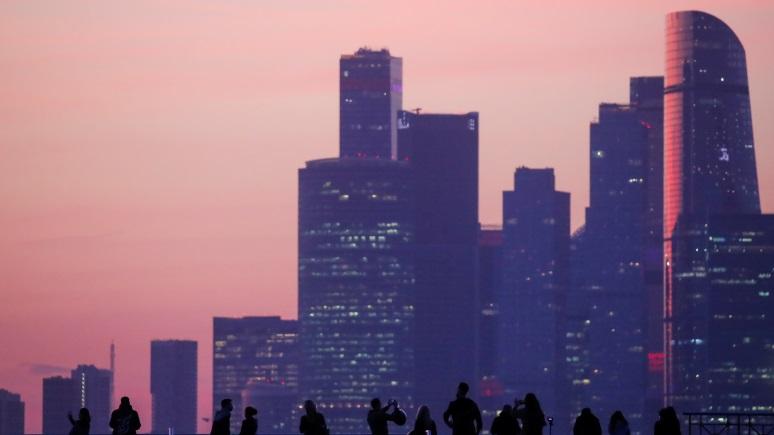 Yle: Москва XXI века поражает гостей современным великолепием