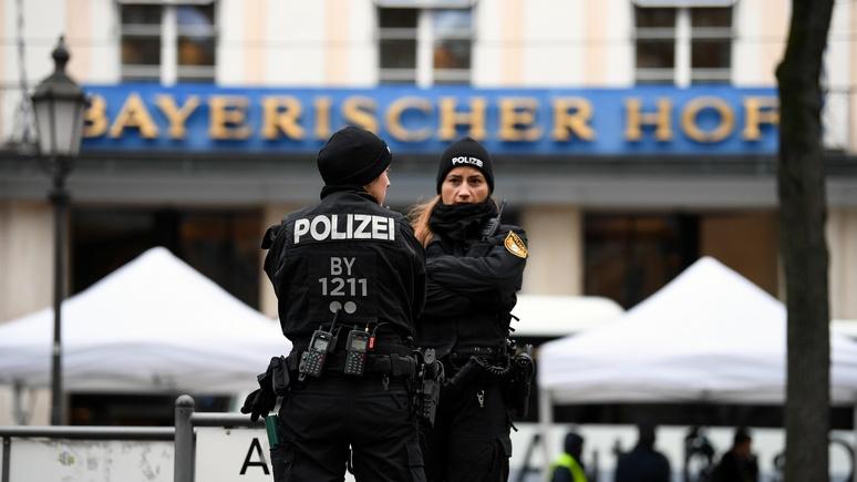 Das Erste: столкнувшись с эгоизмом крупных держав, Германия пытается сколотить альянс «середнячков»