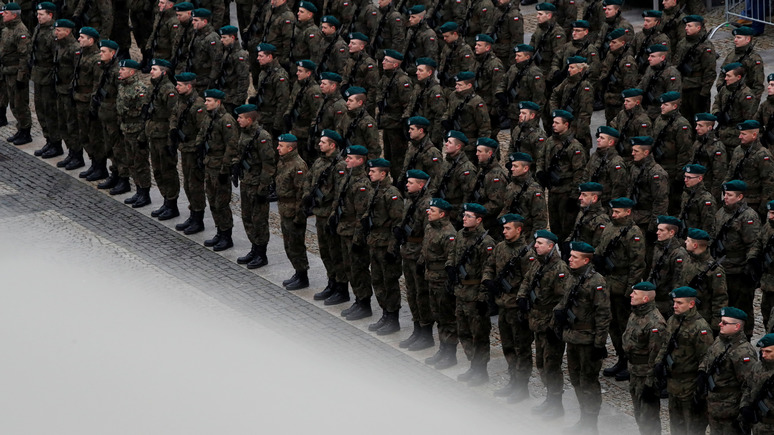 Rzeczpospolita: к «тотальной обороне» в случае нападения России готовы все, кроме Польши