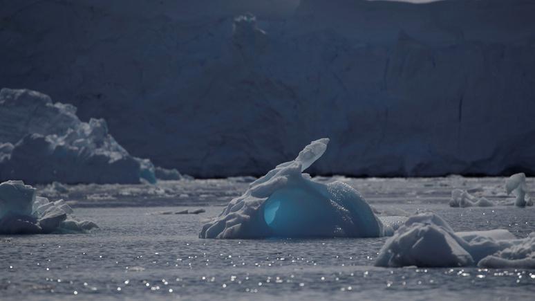 Ouest-France: температура в Антарктиде поднялась выше 20 °С, установив новый рекорд