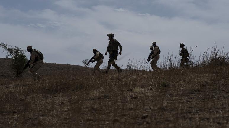 France 24: вместо Африки армию США будут готовить к войне с Россией и Китаем