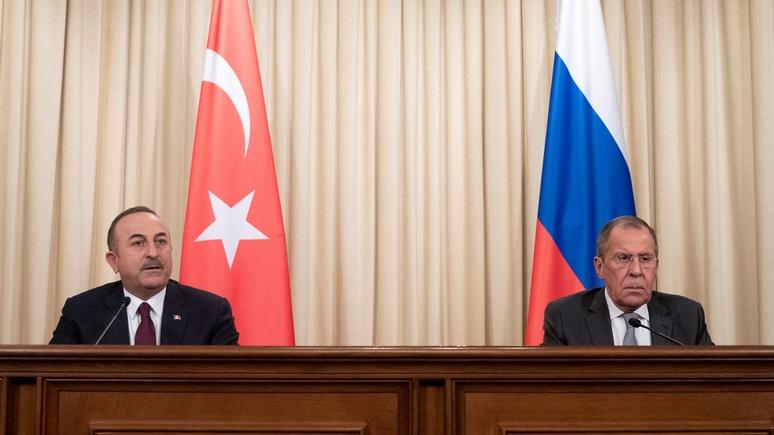 OLJ: Турция делает ставку на разрядку в отношениях с Россией