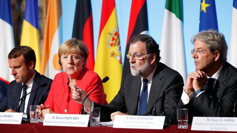 Обозреватель Bloomberg: от каждого по способностям — евроинтеграцию спасёт дифференциация членства в ЕС