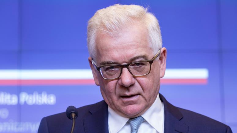 Глава МИД Польши: для диалога с Россией нет ни малейших условий