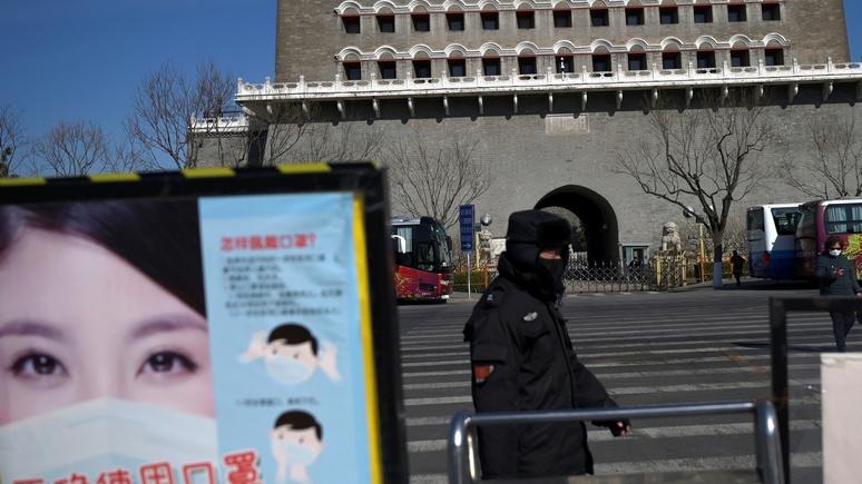 CGTN: Москва вводит временный запрет для китайских граждан на въезд в Россию