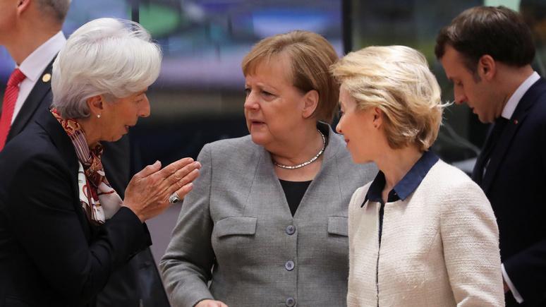 Le Figaro: инертность Германии всё больше раздражает европейцев