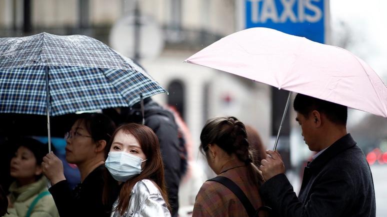 oe24: «Я не вирус» — азиатка в венском метро протестует против расизма на почве коронавируса