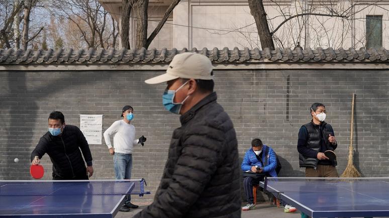 AP: страх перед коронавирусом далеко обогнал саму эпидемию