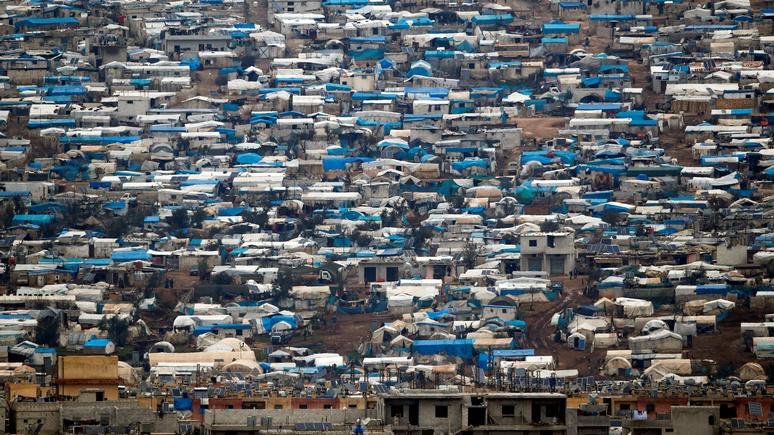 Daily Sabah: избежать нового миграционного кризиса в Турции можно через «расчленение» Сирии