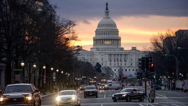 Hill: в сенате США призвали Помпео ввести санкции против России за «вмешательство» в выборы