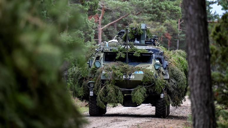 Yle: несмотря на глубокое сотрудничество, НАТО Финляндию от России защищать не собирается