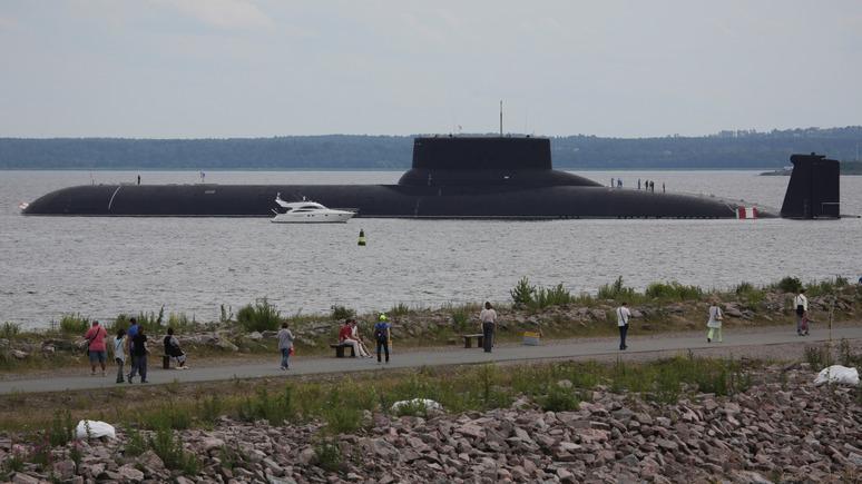 Washington Examiner: EUA conhecem submarinos russos, mas não conseguem encontrá-los todos