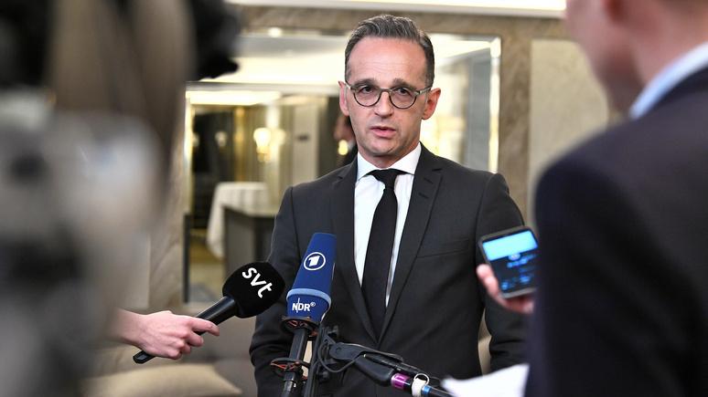 General-Anzeiger: Маас призвал к миру без ядерного оружия, но от американского отказываться не собирается
