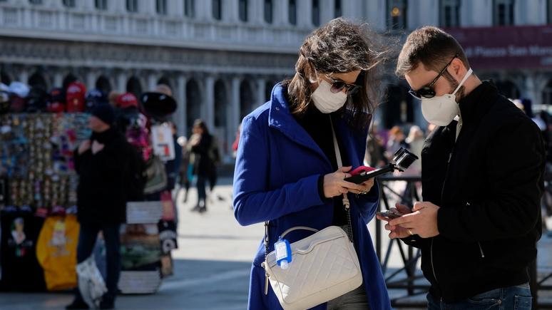 Le Figaro: коронавирус грозит стать предвестником мирового финансового кризиса