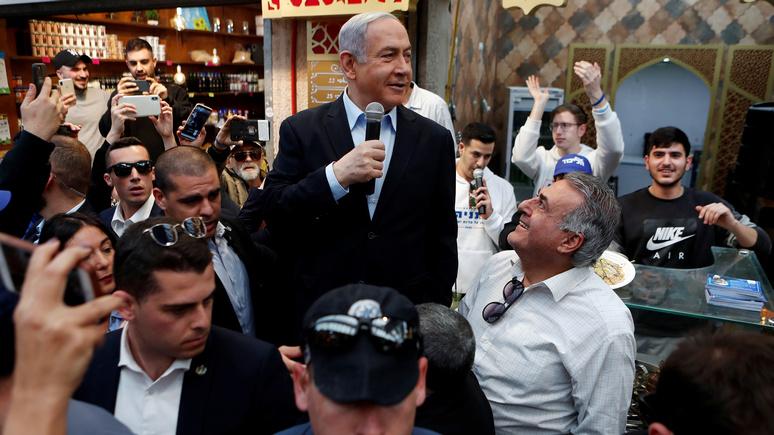 Le Monde: Нетаньяху одобрил строительство жилья на «оккупированных» территориях в надежде завоевать электорат перед выборами