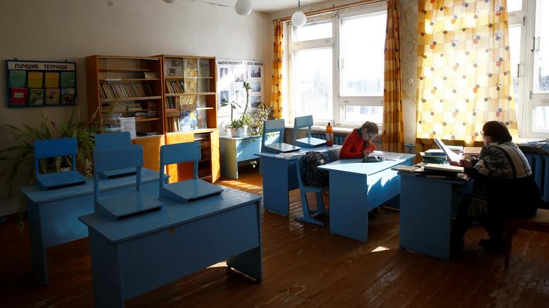 СТРАНА: 73% украинцев выступили за возвращение русского языка в школы