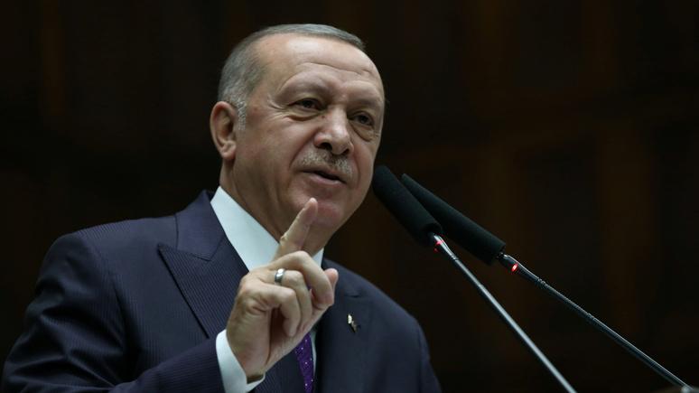 RFI: Эрдогану придётся искать выход из сирийского кризиса на встрече с Путиным