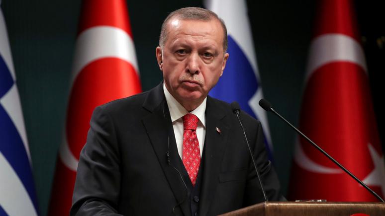 FAZ: НАТО не должно тушить разведённый Турцией пожар