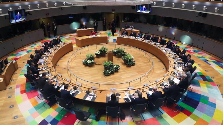 Bild: из-за коронавируса саммит ЕС могут провести по видеосвязи
