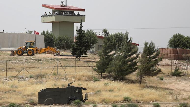 SRF: потерянные позиции в Идлибе — символ слабости Эрдогана