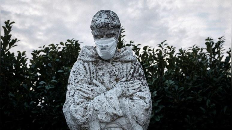 Guardian: Италия и Франция запретили массовые собрания из-за вспышки коронавируса