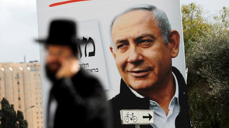 CNN: Нетаньяху борется за власть в Израиле так, будто от этого зависит его свобода