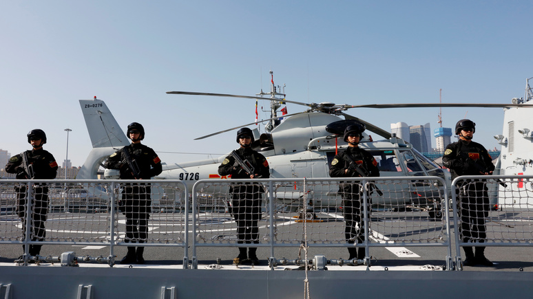 Asia Times: шпионские игры — Китай активизировал разведку у берегов Австралии