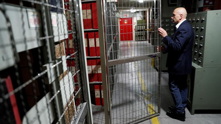 Independent: Ватикан открыл секретные архивы о «римском папе Гитлера»