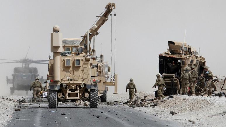 WP: США пора бросить Афганистан — противостояние России и Китаю куда важнее