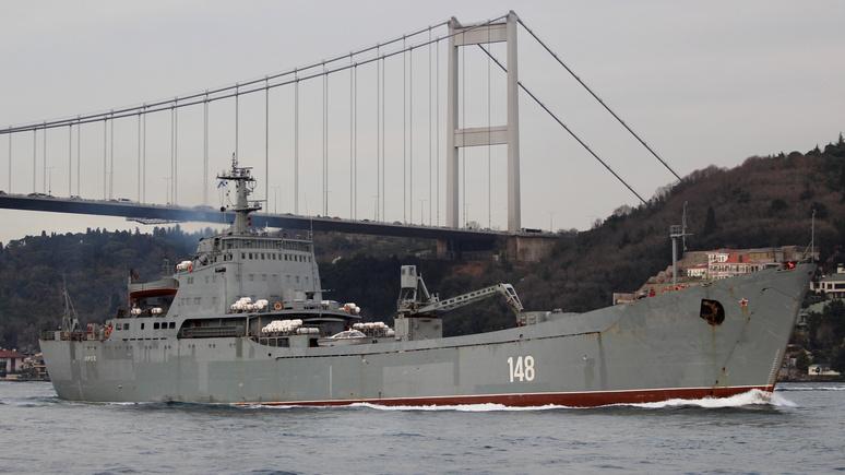 NI рассказал о кошмаре ВМС США — российском флоте с «Цирконами» на борту
