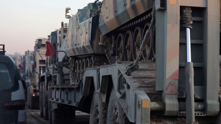 Bild: военные успехи Турции в Сирии становятся «заметной проблемой» для Кремля