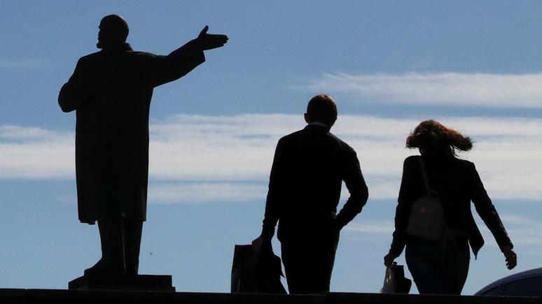 Guardian: в Западной Германии установят первый памятник Ленину