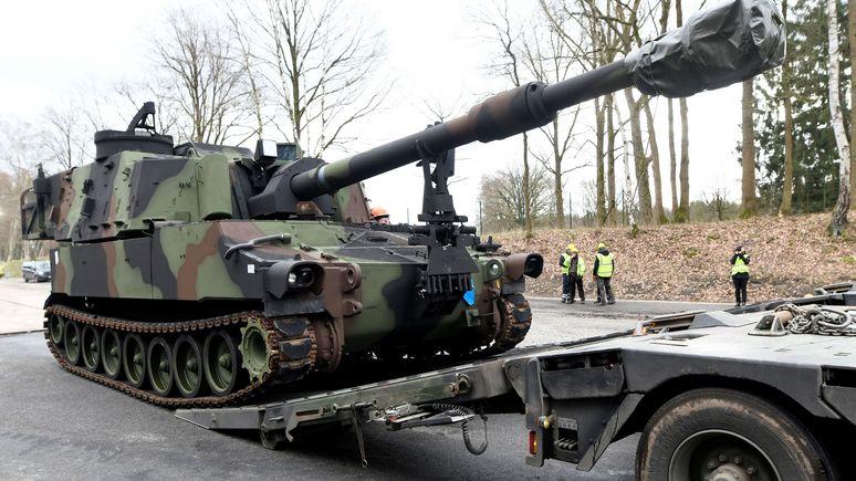 Немецкий эксперт: учения НАТО — не провокация, а знак сплочённости альянса