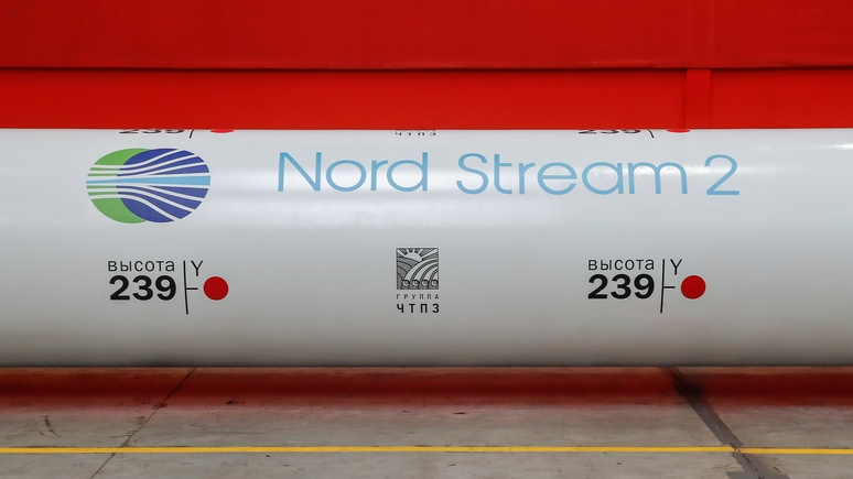 Bild: немецкие защитники природы решили перепроверить «Северный поток — 2» на вредность