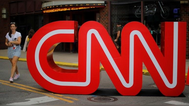 Washington Times: штаб Трампа подал в суд на CNN за клевету о «российской помощи»