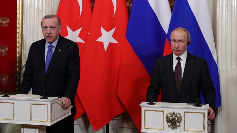 Das Erste: соглашение России и Турции не решает сирийский вопрос окончательно