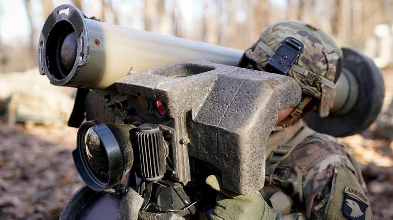 Bild: Польша закупит у США комплексы Javelin для защиты от России