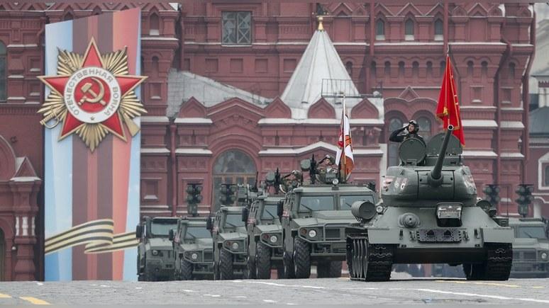 Обозреватель Forbes: участие в параде Победы стало для Запада дилеммой