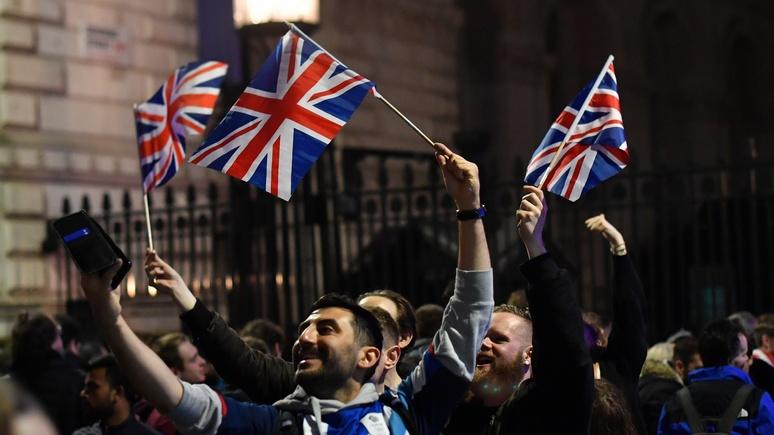 Independent: Британия все ещё глубоко расколота из-за брексита