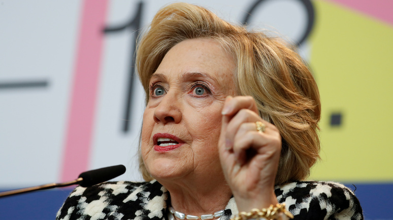 Корпорации, республиканцы, Россия: Хиллари Клинтон рассказала, кто помешал ей выиграть выборы в 2016 году