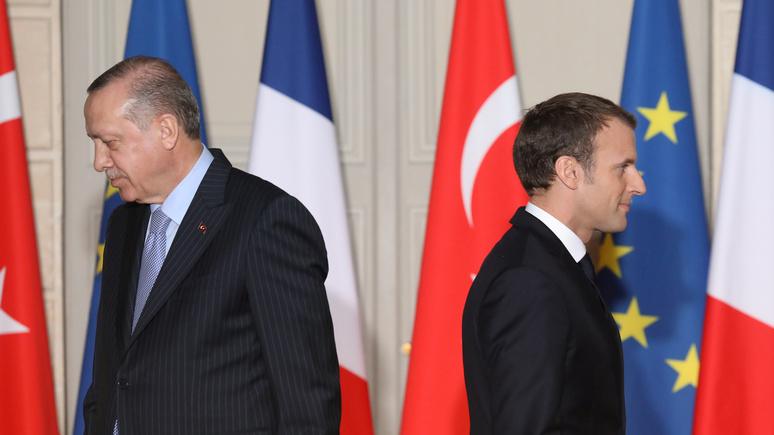 Le Figaro: Европа забыла уроки истории — с Турцией бессмысленно вести переговоры