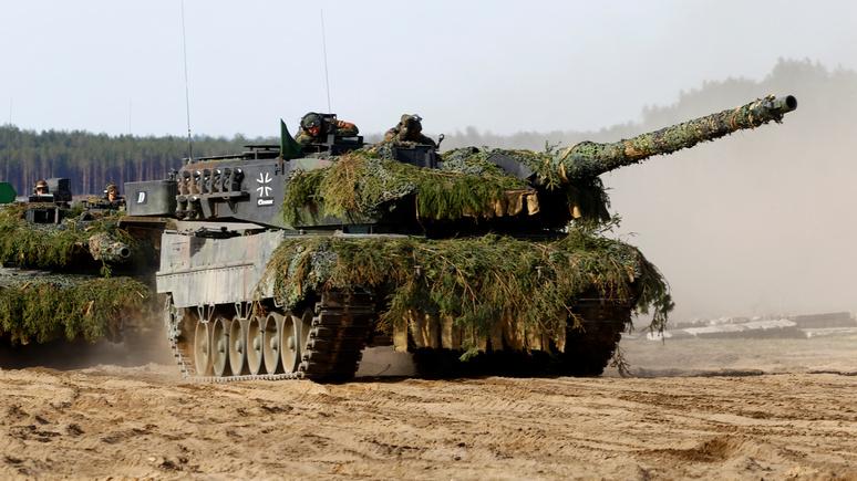 «Опасная провокация»: учения НАТО у российских границ напомнили CounterPunch немецкую «Барбароссу»